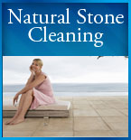 Natural Stone Cleaning